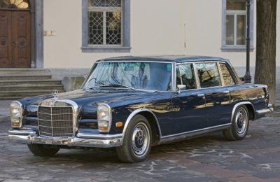 Mercedes-Benz600